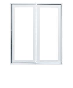 Fenêtre à battant, coulissantes ou à guillotine en PVC ou aluminium